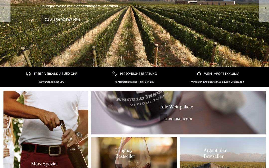 Atlantik Weine online shop